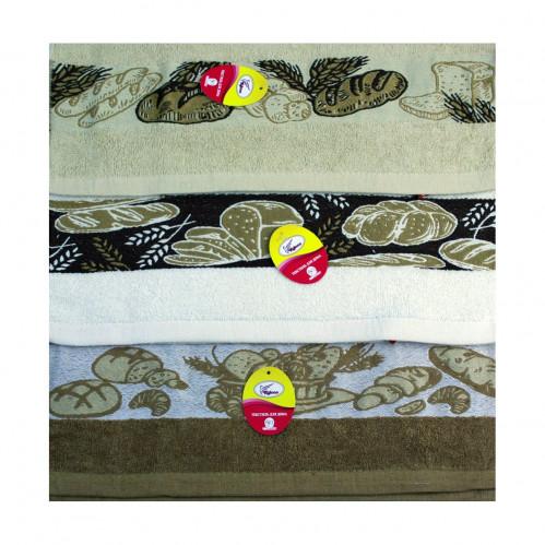 Полотенце №95-38-360 кухонное махровое