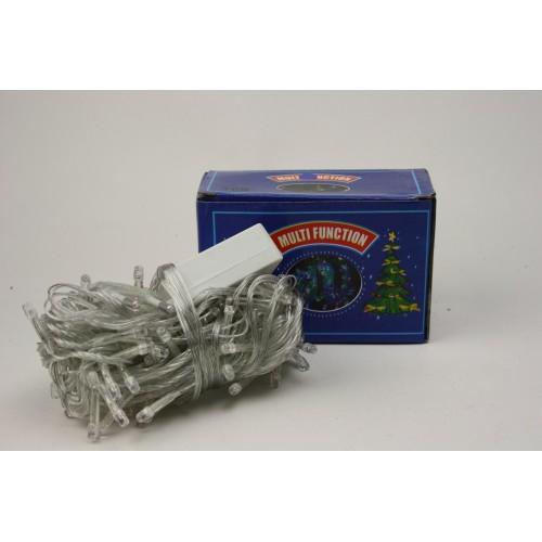 Гирлянда LED 500М (25м 438 ламп) цветная (60)
