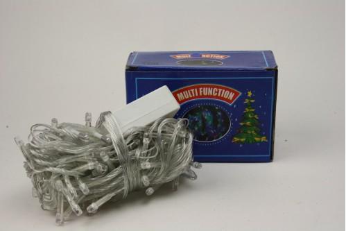 Гирлянда LED 500В (25м 438 ламп) синий цвет (60)
