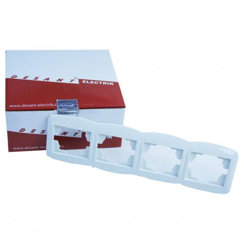 D-324 Рамки для розет. (4) (120/10)