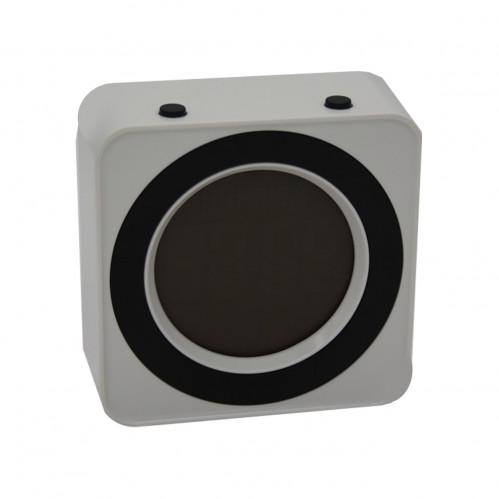 Часы будильник №DS3616 цифров. (10*10*4)см 1цв в кор. (80)