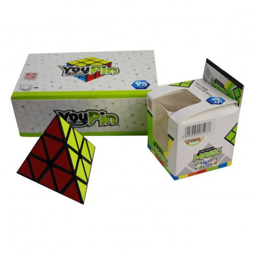 Игрушка №082 кубик пл. 1шт в кор. (288)