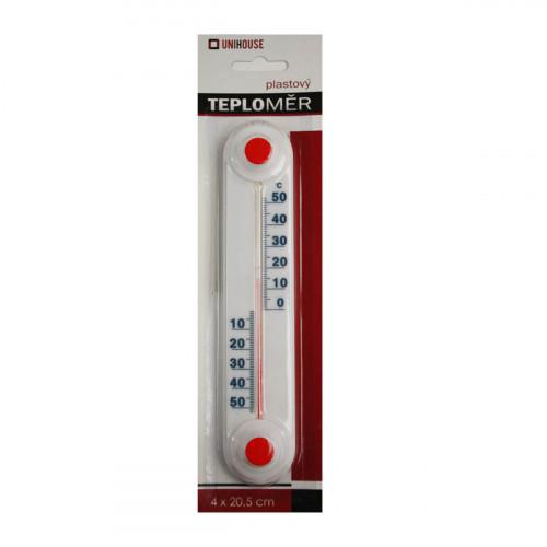 Термометр №СН-001 пл. для холодильника на листе (20,5*4,2)см (288)
