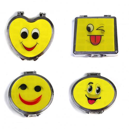 Зеркало №Z-2 пл. склад. с рис. улыбка 4вида (360)