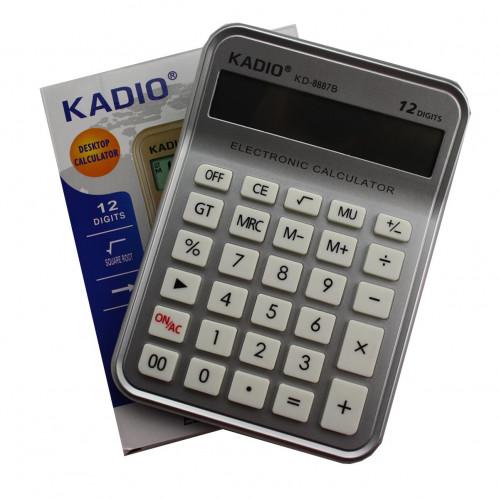 Калькулятор №KD8887B 12цифр 1R3 2цв (21*15*2,2)см (60)
