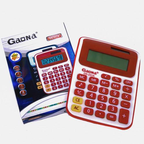 Калькулятор №35982 (DS-231A) (Р119) яркие цвета (200)