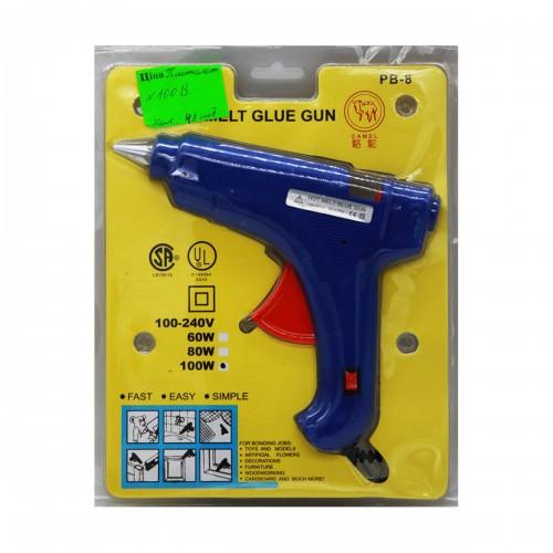 Пистолет №100В металопл. с включ. 100В (48)