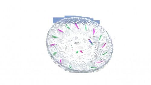 Тарелка №Р11-12 фрукт стекл сред 1шт (12)