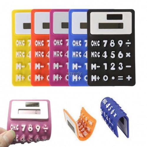 Калькулятор №М186 силик. мал. в кор. (117)