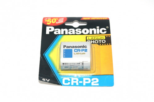 Аккумулятор Panas. CR-P2 6V (1000/100/10)