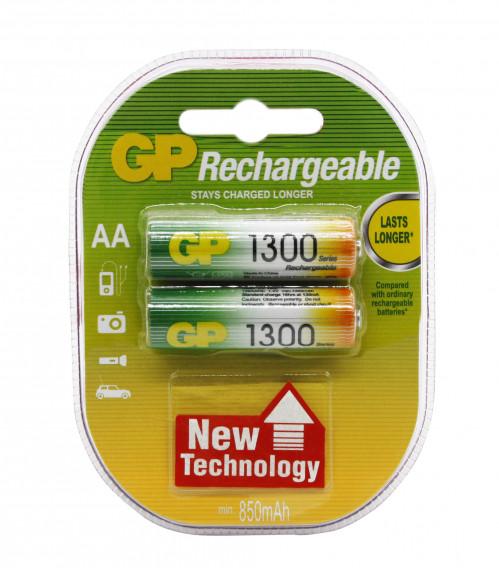 Аккумулятор AA GP1300 (200/20/2)