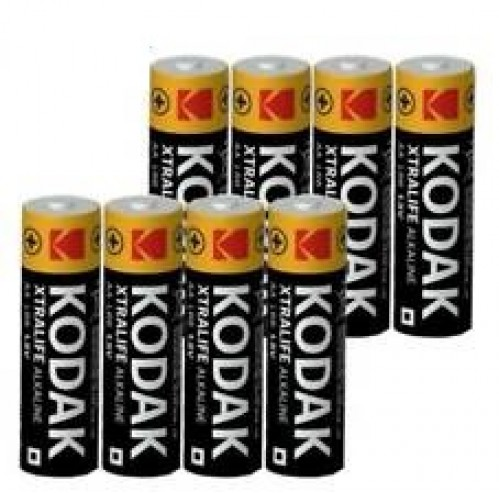 Батарейка LR06 Kodak EXTRALIFE кор.4 (720)