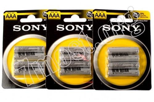 Батарейка R03 Sony Ult бл4 (240/48)