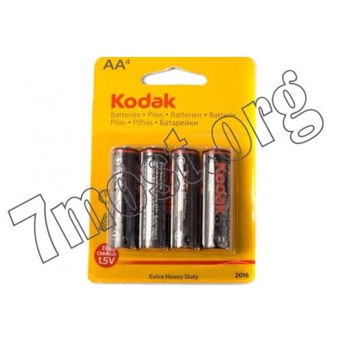 Батарейка R06 Kodak бл.4 (240/48/4)