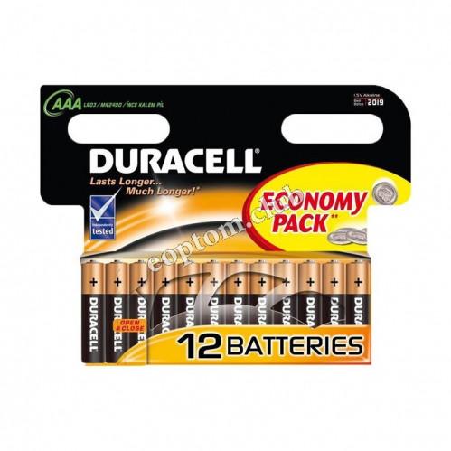 Батарейка LR03 Duracell 12шт бл. (144/12)