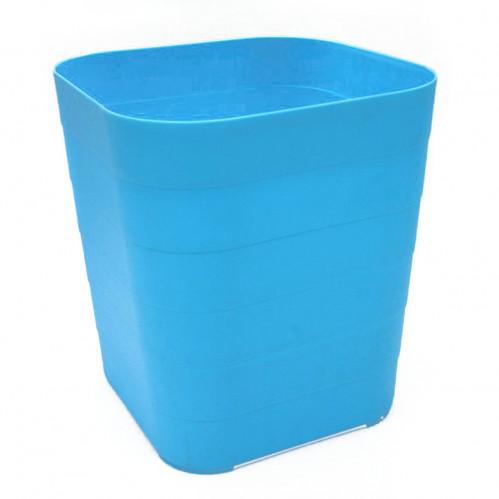 Ведро №ALJ99417 мусорное (25*22*22см) пл. (24)