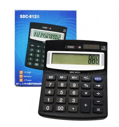 Калькулятор №CT-812-W (1243) (120)