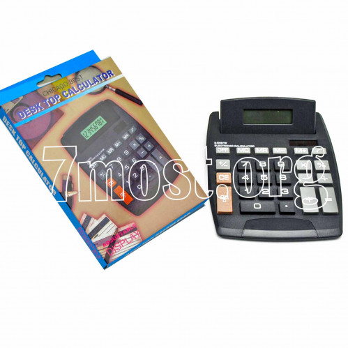 Калькулятор №368 12цифр 1AG10 на листе (1,7*13,5*18,5)см (100)
