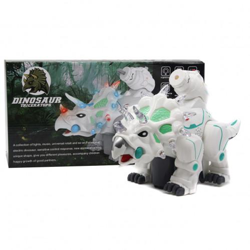 Игрушка Динозавр  с музыкой и светящийся №0138-48 (36)