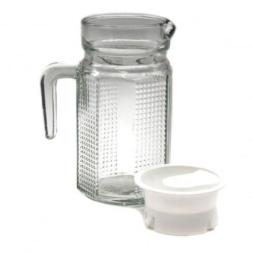 Графин №05-8 для сока стеклянный 0,5мл (24)