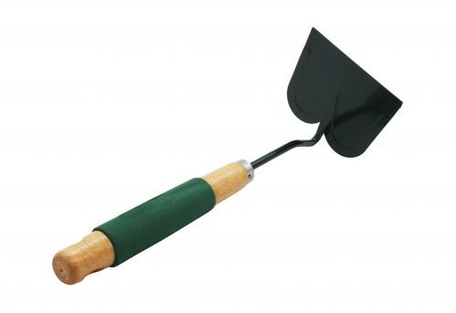 Лопатка №G-3 садов. металопл. (10*28,5)см зел. цв. в кл. (120)