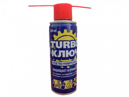 Жидкость д/замка TURBO ключ WD 280мл (24)
