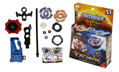 Игрушки №ВВ846С-2 (ВВ00С) Бейбблейд металопл. (168)