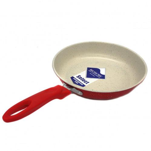 Сковородка №Н-20 20см метал. с пл. руч. (30)