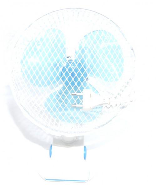 Вентилятор №HJ-180 металопл с прищ и подст с регул и направ скор. 220В круг (12)