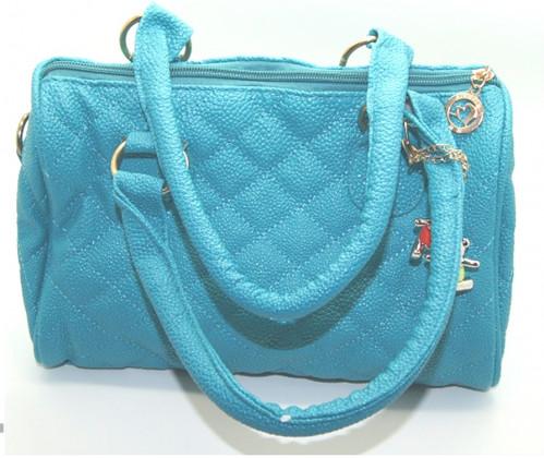 Сумка чемодан №СР-1 жен. Pu с руч. и дл. лентой (1+1)зм с игруш. (15*18*25)см (60)