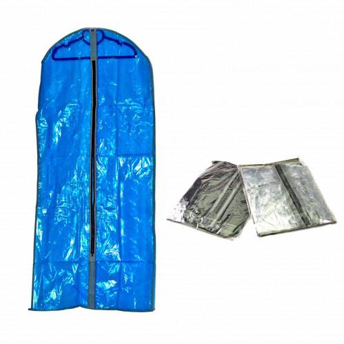 Чехол д/костюма №20209 (№ВВ106) пласт. прозр. (60*90)см (240)