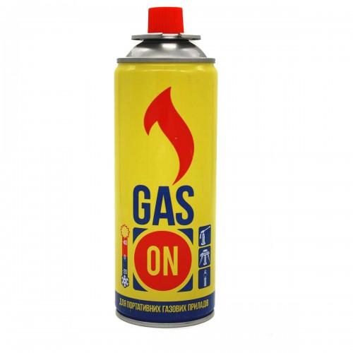 Баллон для заправки портативных газовых приборов