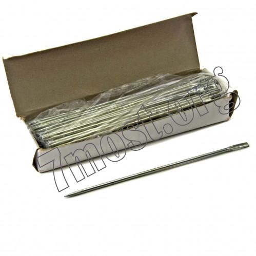 Иголки №147 д/шитья мешк. метал прям 14,7см (5000)