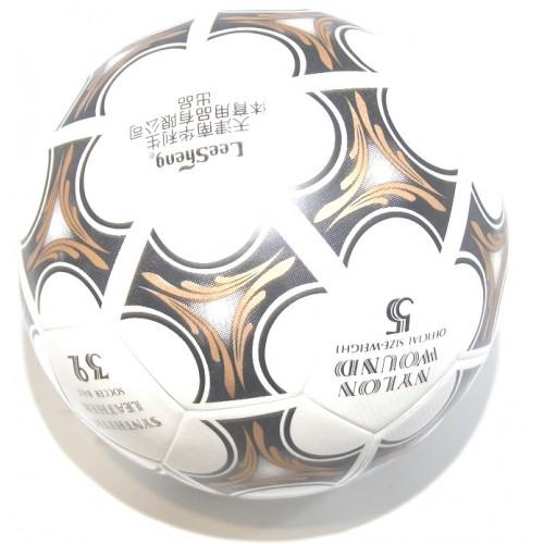 Мяч №MF-5-1 д/футб. кожзам PU 2цв D21см 1класс (24)