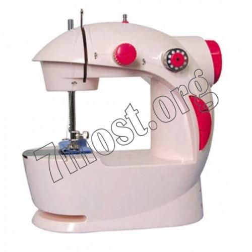Швейная машинка №201 настол. 2скорости (19*17,5*9)см 1функц в кор. (20)