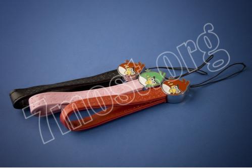 Брелок №ВМ-9 для м/т птиц PVC (2000)
