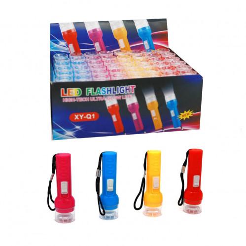 Фонарик №ZY9803 игруш. 8,3см (960)