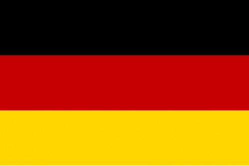 Флаг №018 ткан. лавсан (90*150)см в ср. пач. 20шт немецкий (200)