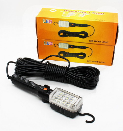 Лампа №А770 переноска светодиодная 25Led (40)
