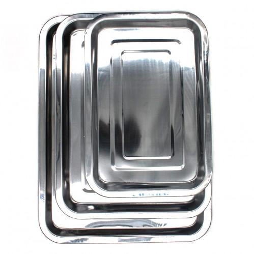 Разнос №40 метал. прямоуг. (40*30*2)см (50)