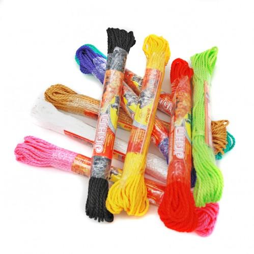 Верёвка 15м цвет (трос цветной №В-21) (360)