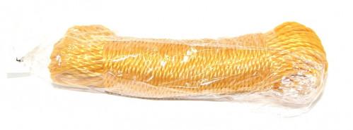 Верёвка хоз. №4-5-10Y РЕ 4цв Д-5см в кл. (360)