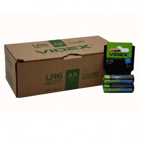 Батарейка LR06 Videx (720/60)
