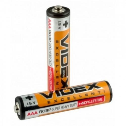 Батарейка R03 Videx (1440/60)