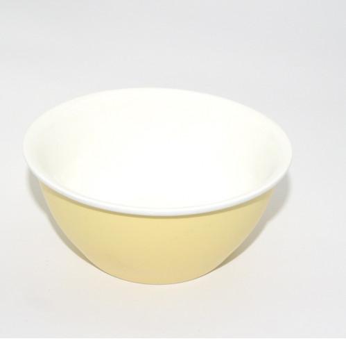Чашка №S790 керам. бел. серед. (6,5*13,6)см 4цв 8шт в ср. пач. (72)