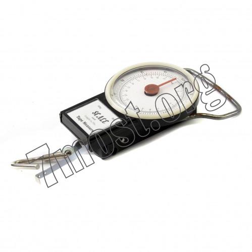 Кантер №1522 круг. корот. стрел. металопл. 22кг в кор. (7,5*11)см (100)