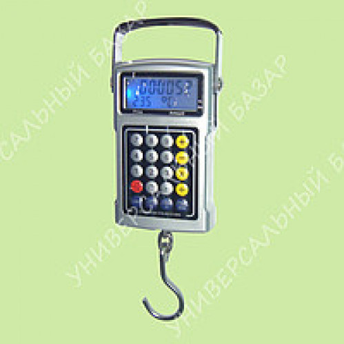 Кантер №SR1514 металопл. 40кг многоцифр. (40)