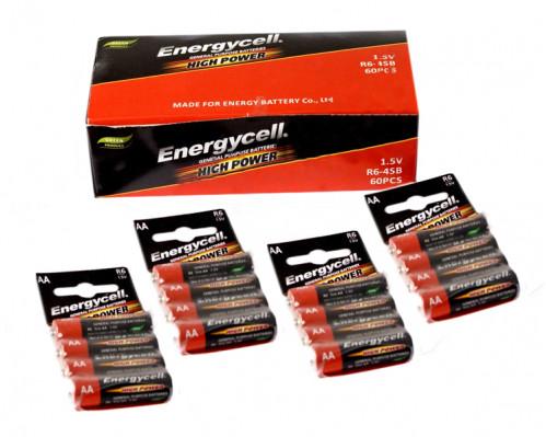 Батарейка R03 Energycell кор. (2400/40)