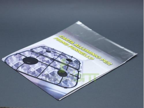 Фольга №50*60 (№Т-400) алюм. для плиты (50*60)см в кл. (600)