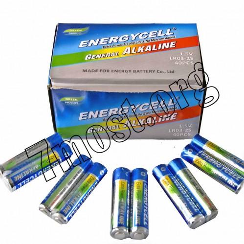 Батарейка LR03 Energycell (1200/40)